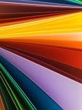 Rainbow swatch Stock Images