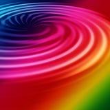 Rainbow swirl Royalty Free Stock Images
