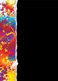 rainbow tear white ελεύθερη απεικόνιση δικαιώματος
