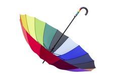 Rainbow Umbrilla Stock Photos