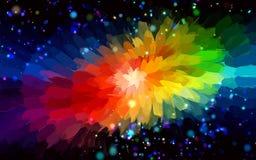 Rainbow universal. Vector version Stock Photo