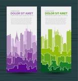 Rainbow urban Royalty Free Stock Image