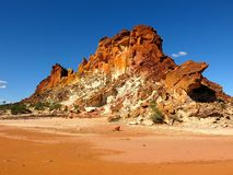 Rainbow Valley, Northern Territory, Australia Stock Photography