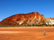 Rainbow Valley, Northern Territory, Australia Stock Images