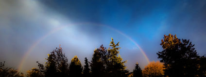 Rainbow, Varese Royalty Free Stock Photo