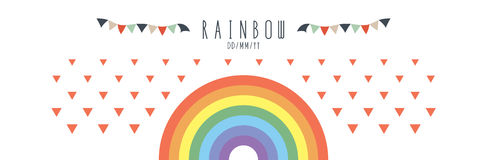 Rainbow Vector Stock Photos
