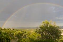 Rainbow. Royalty Free Stock Photos