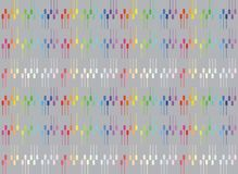 Rainbow wallpaper. Rainbow elements on gray background, for wallpaper or wrap paper Royalty Free Stock Photo