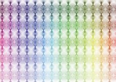 Rainbow wallpaper Royalty Free Stock Photo