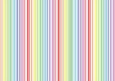 Rainbow wallpaper stripes Royalty Free Stock Photos