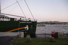 Rainbow Warrior Foto de archivo libre de regalías