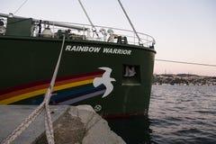 Rainbow Warrior Foto de archivo