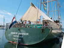 Rainbow Warrior III Images stock