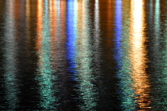 Rainbow on the Water Royalty Free Stock Photo