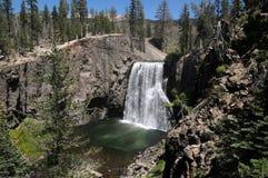 Rainbow Waterfall Stock Photos