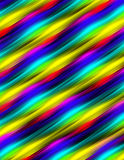 Rainbow wave Royalty Free Stock Photography