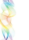 Rainbow weave Stock Image