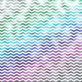 Rainbow White Metallic Faux Foil Chevron Pattern Chevrons Stock Images