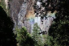 Rainbow in Yosemite Royalty Free Stock Photography