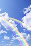 Rainbows Stock Image
