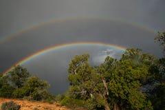 rainbows Στοκ Φωτογραφίες