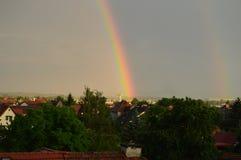 rainbows Στοκ εικόνες με δικαίωμα ελεύθερης χρήσης