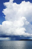Raincloud Royaltyfria Foton
