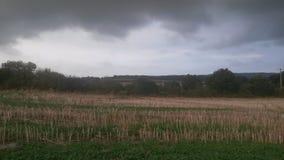 raincloud Arkivbild
