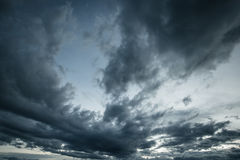 Rainclouds or Nimbus Stock Images