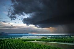 Rainclouds Royalty Free Stock Photos