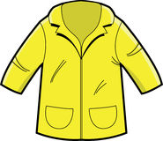 Raincoat Stock Photography