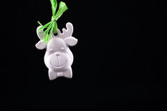 Raindeer christmas decoration. Royalty Free Stock Image