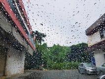 raindrop Στοκ εικόνες με δικαίωμα ελεύθερης χρήσης