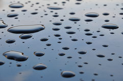 raindrop Images libres de droits