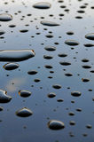 raindrop Photographie stock libre de droits