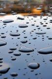 raindrop Fotografie Stock Libere da Diritti