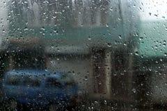raindrop Στοκ εικόνα με δικαίωμα ελεύθερης χρήσης