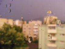 raindrop Στοκ Φωτογραφίες