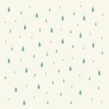 Raindrop background Stock Images