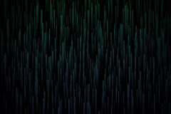 Raindrop stripe back Royalty Free Stock Image
