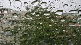 raindrops стоковое изображение