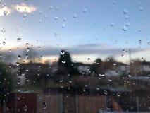 raindrops Στοκ Εικόνες