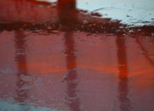 raindrops Στοκ εικόνες με δικαίωμα ελεύθερης χρήσης