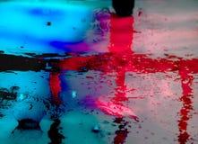 raindrops Στοκ φωτογραφία με δικαίωμα ελεύθερης χρήσης