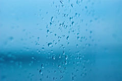 Raindrops Royalty Free Stock Photography
