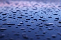 Raindrops Royalty Free Stock Images