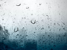 raindrops image stock