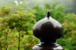 raindrops Arkivfoto