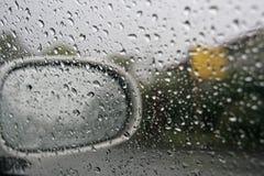 raindrops Imagen de archivo libre de regalías