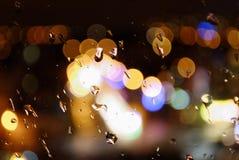 raindrops Стоковые Фото